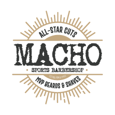 Logo Macho Barbers